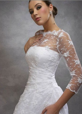 Свадебные платья в итальянском стиле 1