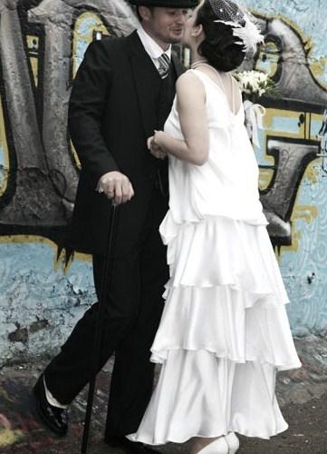 Свадебные Платья В Стиле Чикаго 30-Х Годов