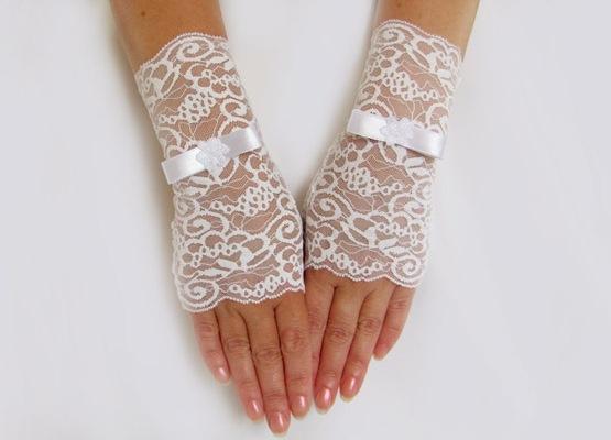 Cвадебные перчатки: как подобрать к платью - JustLady ru