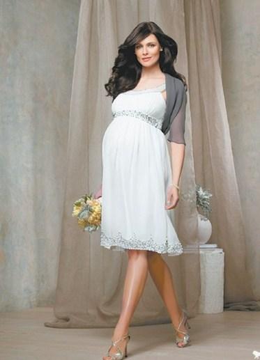 Свадебных платьев для беременных фото