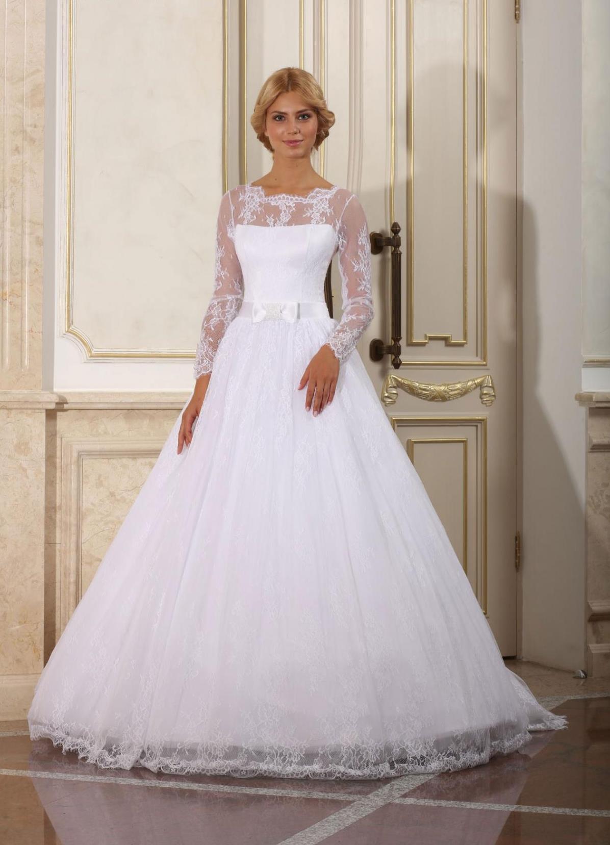 С белоруссии свадебные платья и цены