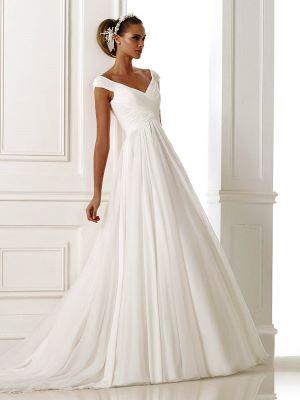 свадебные платья тренды 2015 1