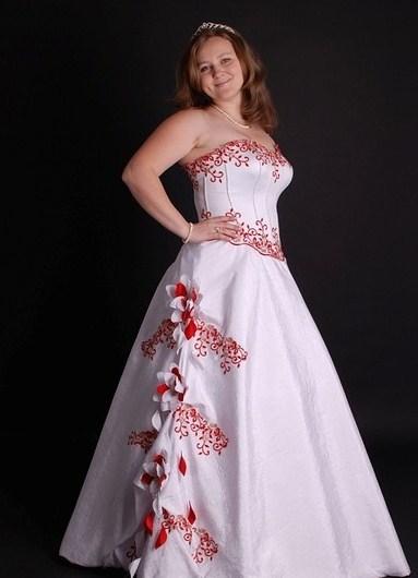 Свадебные платья в украинском стиле 3