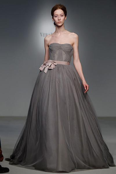 Свадебные платья короткие вера вонг