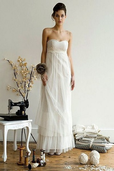 свадебные платья в стиле винтаж 1