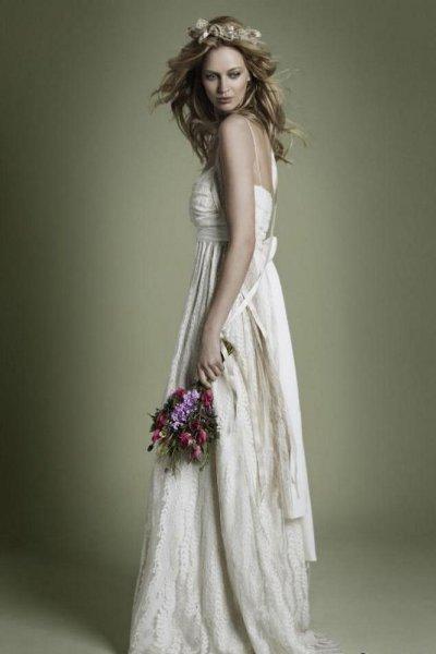 свадебные платья в стиле винтаж 2