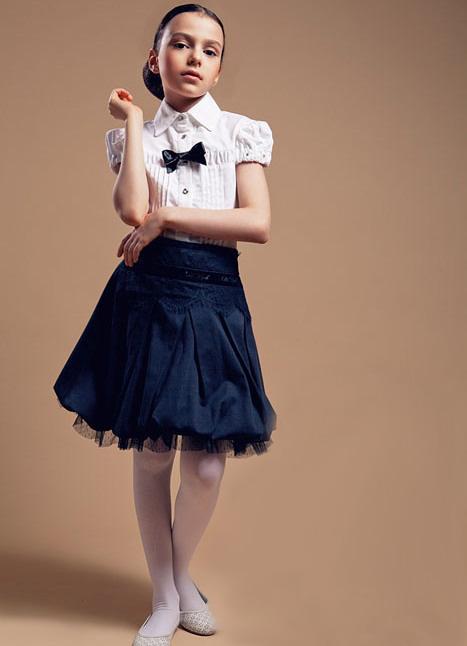 Деловой стиль одежды для школьников