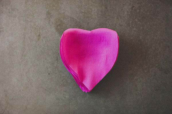 Как сделать лепестки роз из бумаги своими руками