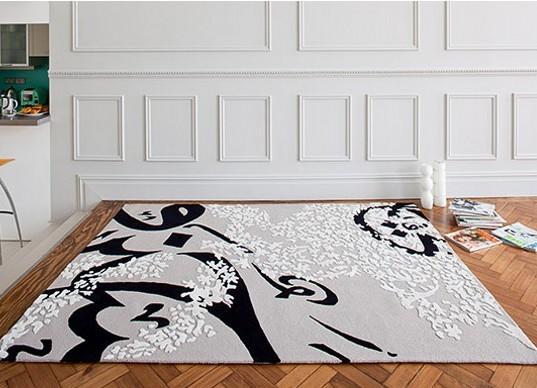 Смотреть ковры на пол