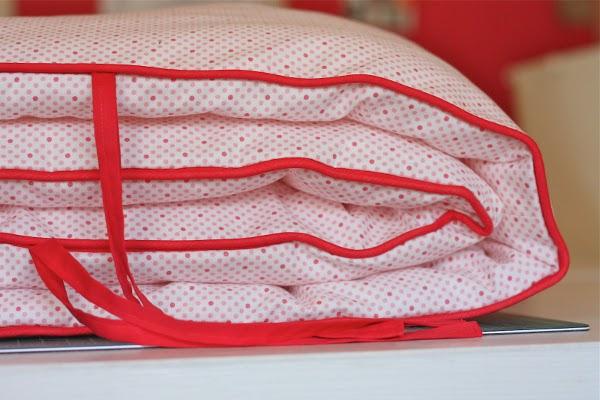 Как сшить бортики в кроватку своими руками