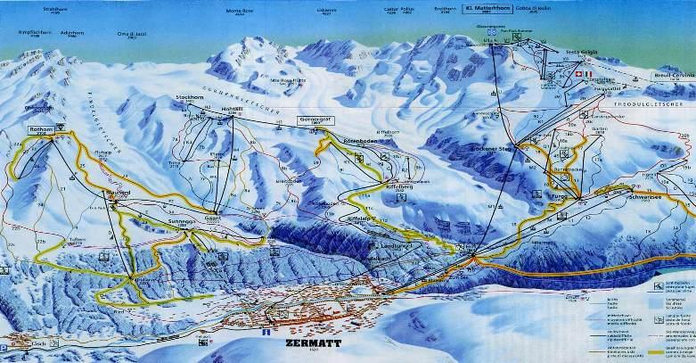 Если говорить о ски-пассе в