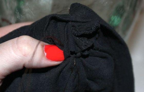 Женская чалма своими руками