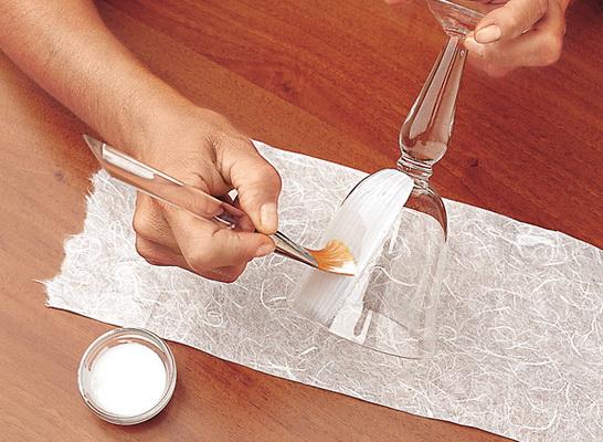 Как сделать стаканчик для салфеток