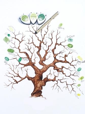 Дерево счастья своими руками - пошаговая инструкция (35 офто) 59