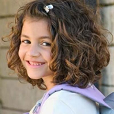 Прически детям в садик на короткие волосы