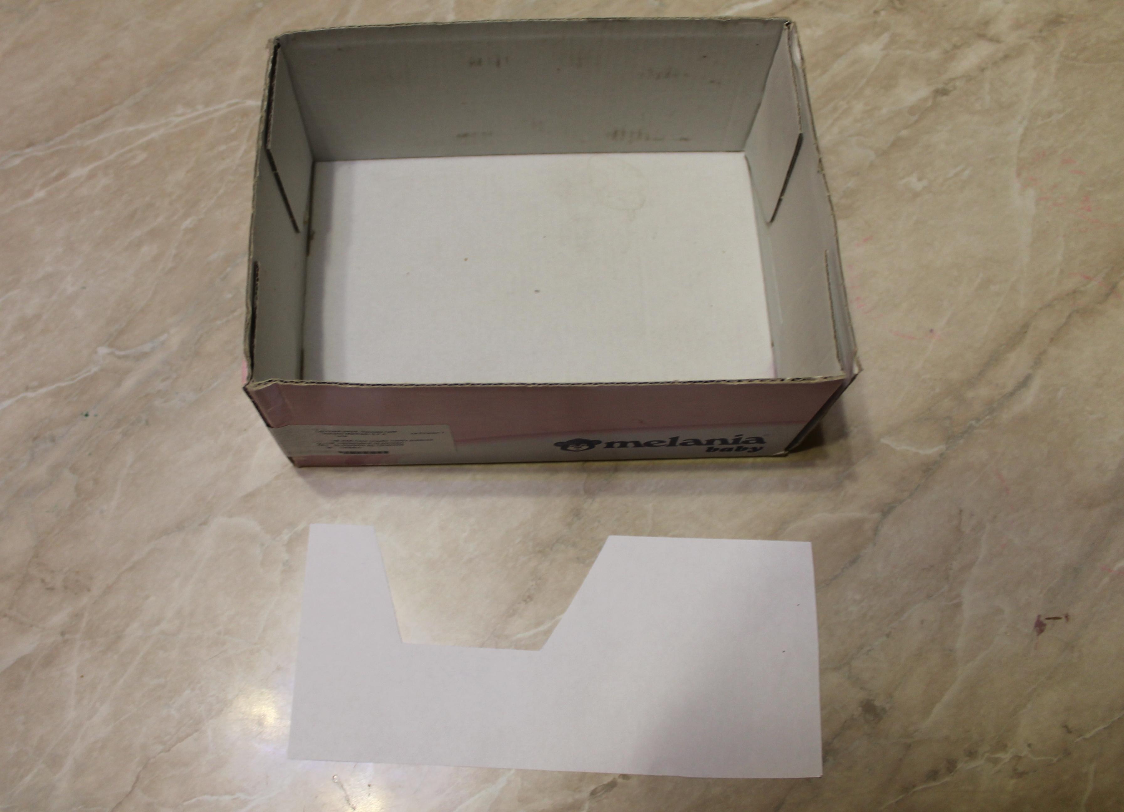 Как сделать для барби машину из коробки своими руками 99