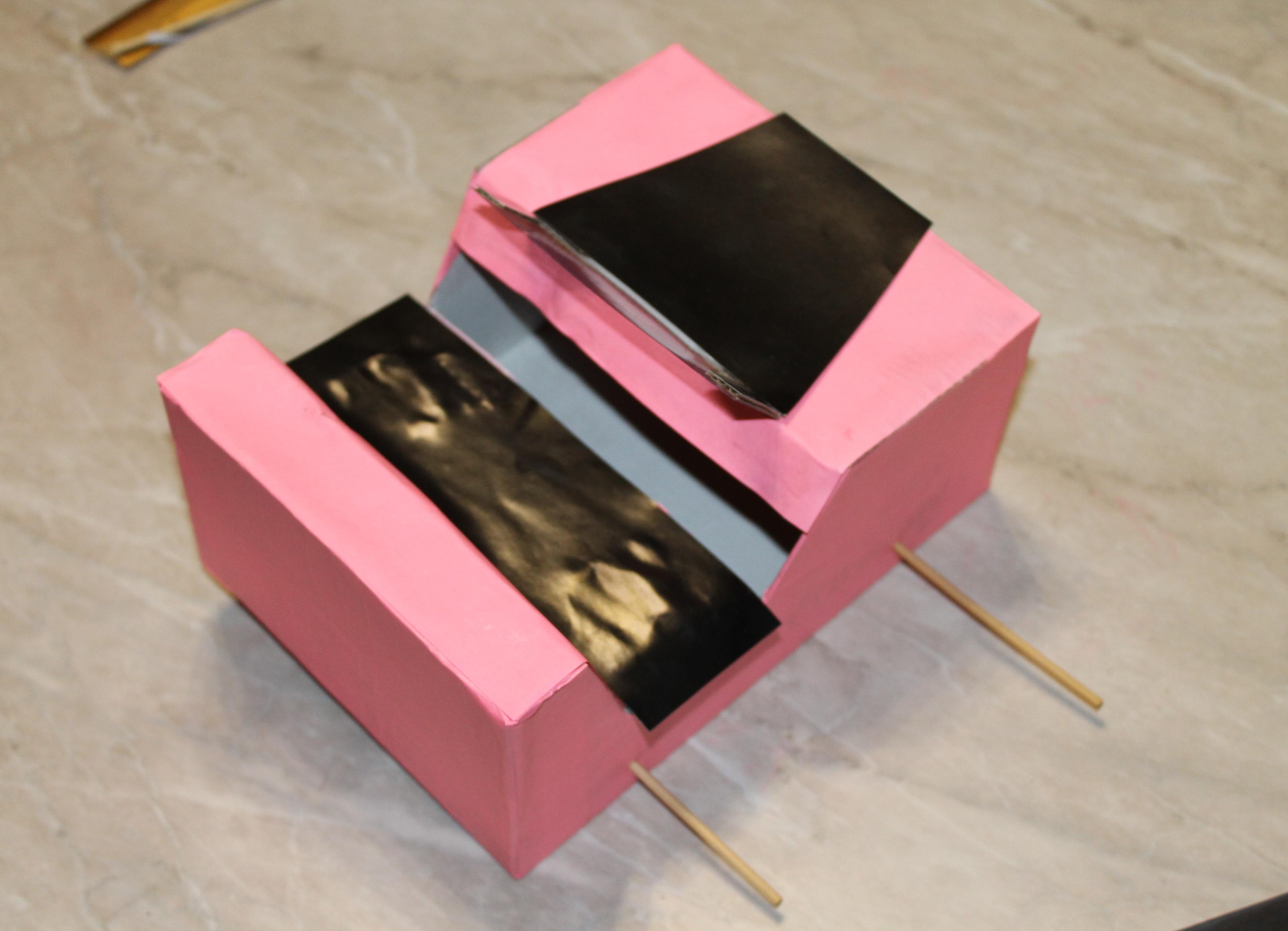 Как сделать для барби машину из коробки своими руками 36