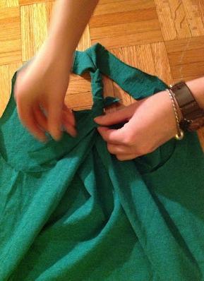 Как переделать обычную майку в стильную своими руками