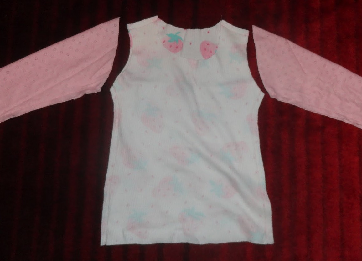 Пижама для ребенка своими руками фото 258