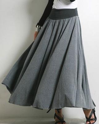 Выкройка юбки полусолнце от бедра