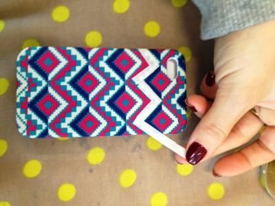 Как украсить силиконовый чехол для телефона своими