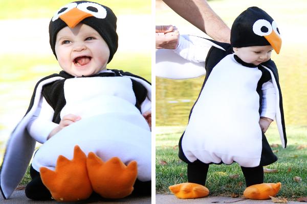 Как сделать пингвина костюм ребенку