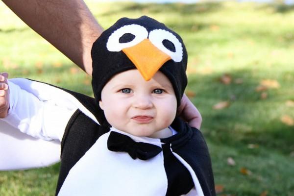 Сшить своими костюм пингвина