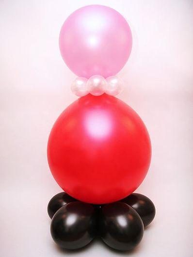 Как сделать клоуна из воздушных шаров своими руками пошаговая инструкция