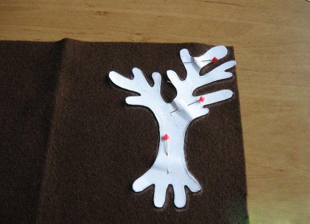 Книжка малышка своими руками из ткани