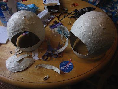 Космонавт сделать своими руками