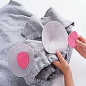 Сшить костюм мышки своими руками