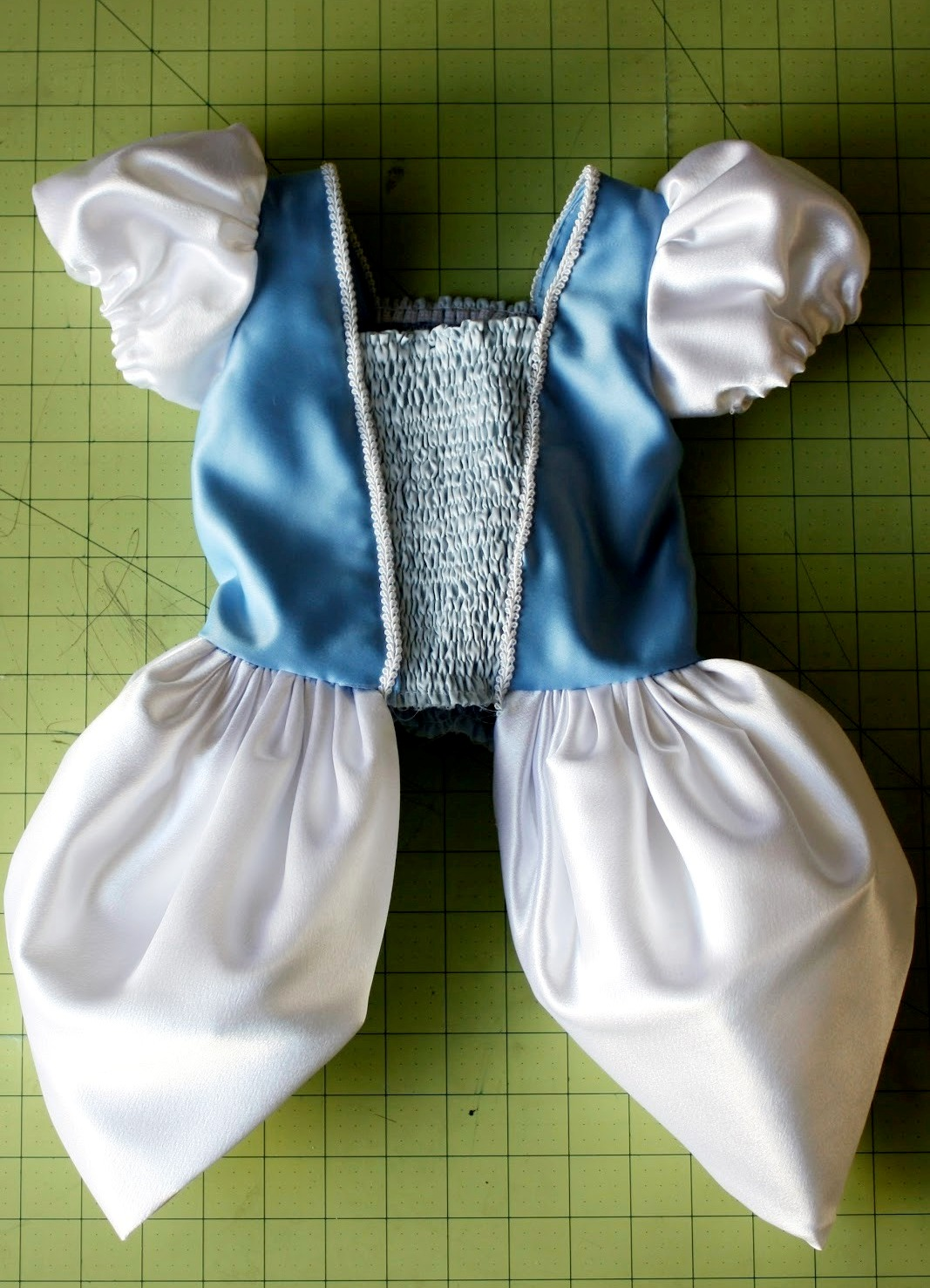 Как сшить костюм золушки своими руками