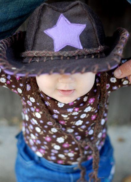 Ковбойский шляпа своими руками
