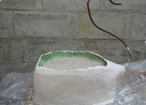 кашпо лебеди своими руками пошаговая инструкция - фото 8
