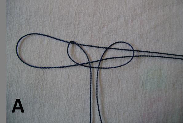 Завязываем узелок, как на