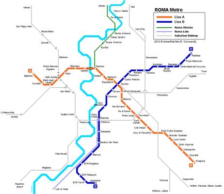метро рима4