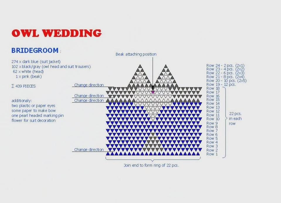 Модульное оригами схемы сбора