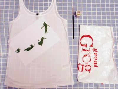 Печать на ткани, на футболках
