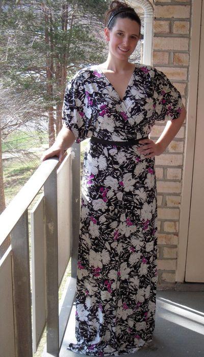 Домашнее платье сшить самим