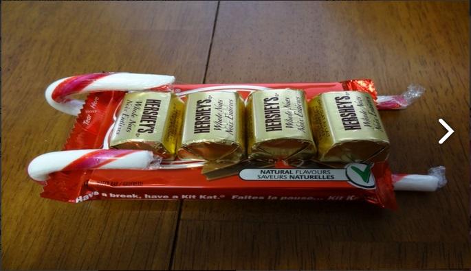 Конфеты из шоколадки своими руками фото 138