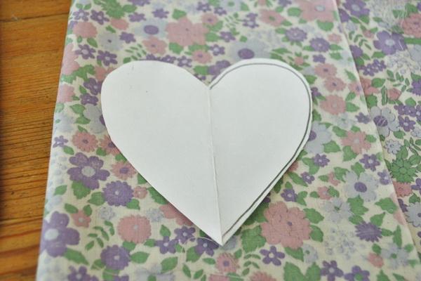 Две половинки сердца своими руками фото 609