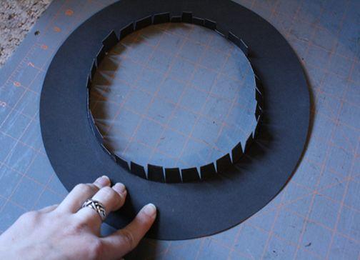 Цилиндр шляпа сделать своими руками
