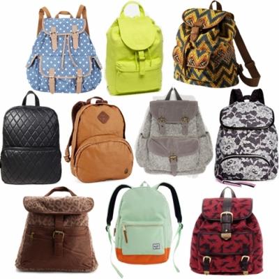 Модные рюкзаки фото женские чемоданы с бьюти кейсом