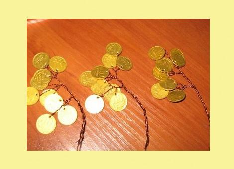 Как сделать денежное дерево своими руками пошагово для