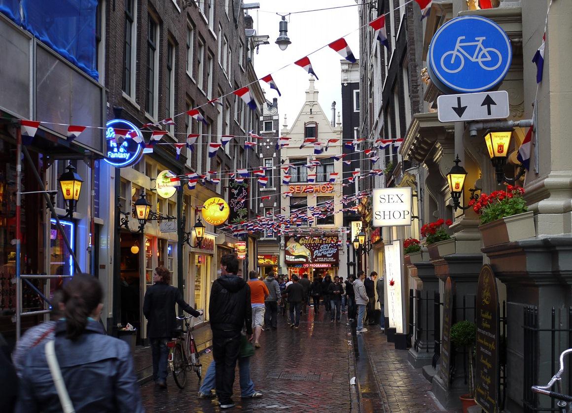 Проституция улицы красных фонарей 22 фотография