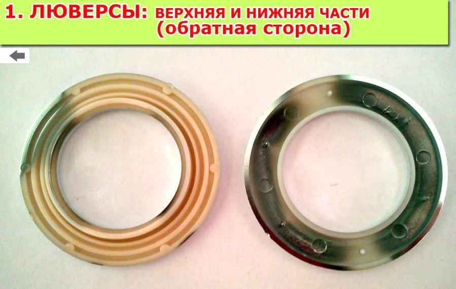 Как в занавеске сделать люверсные кольца