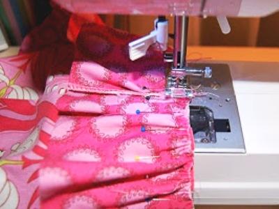 Сшить юбку в оборку для девочки фото 552