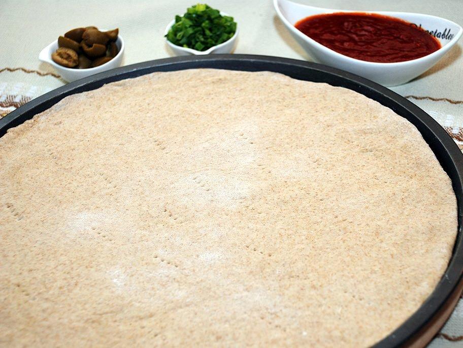 итальянское тесто на пиццу рецепт