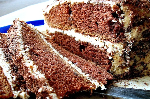 Рецепт торта негр