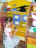 Уголок экспериментирования в детском саду